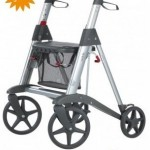Active rollator is super handig!